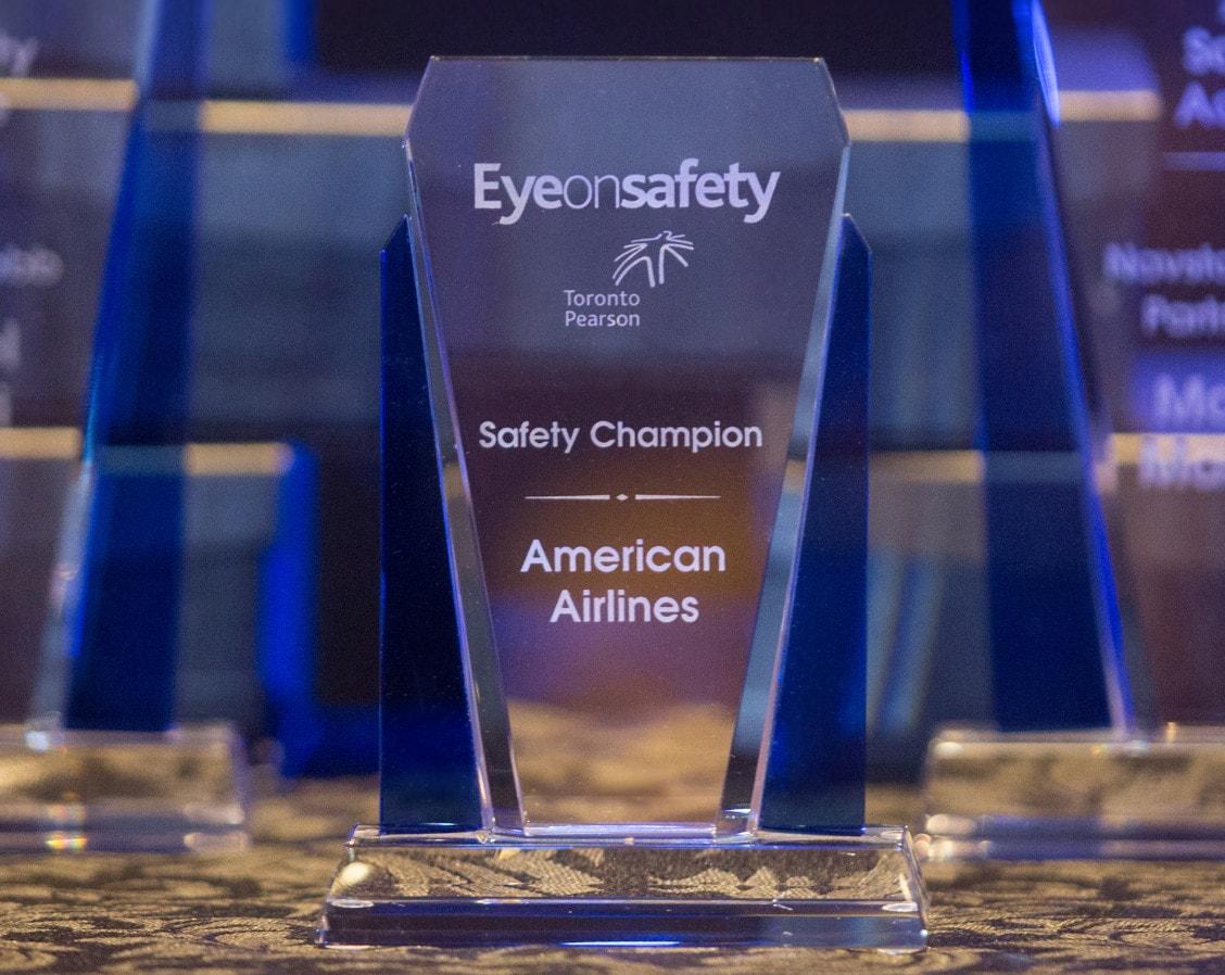 Image of Eye on Safety Award