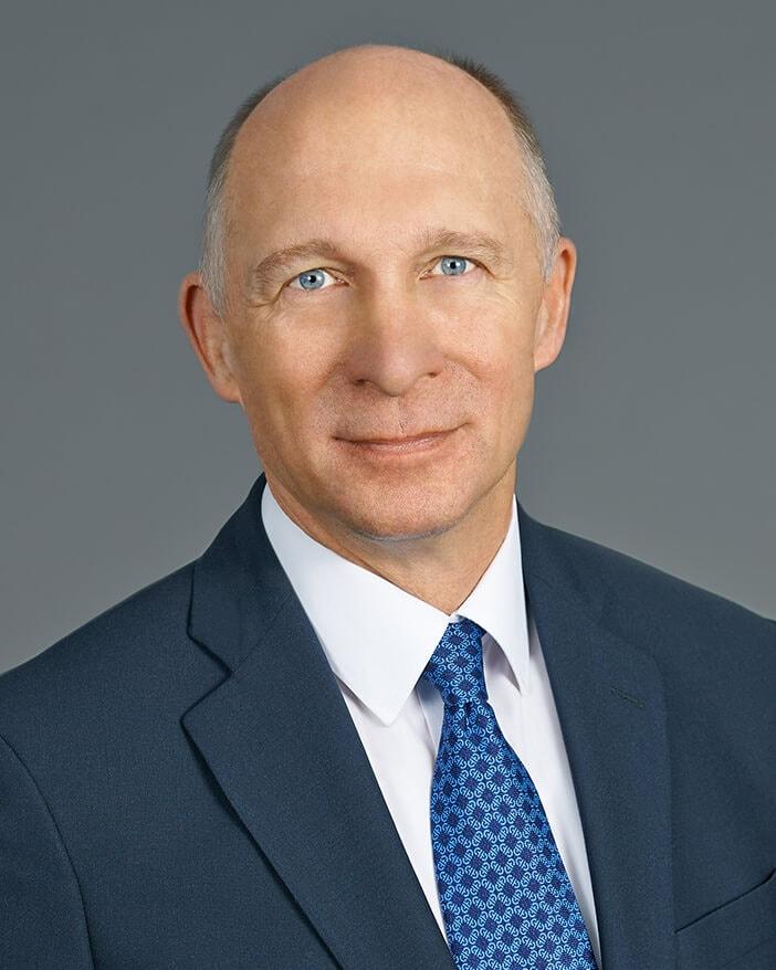 Craig Broadbrook, GTAA Executive Team