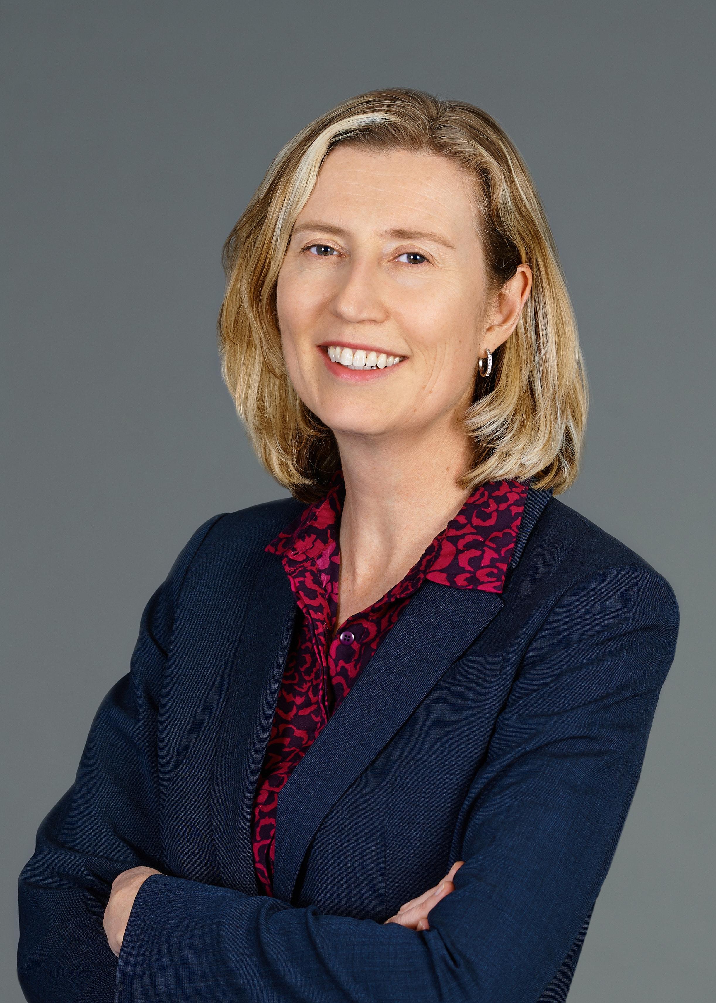 Katherine Hammond, GTAA Executive Team