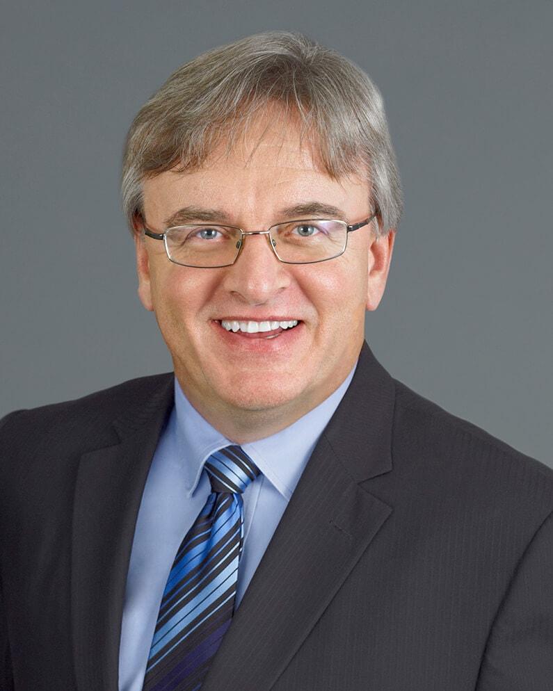 Patrick Neville, GTAA Executive Team
