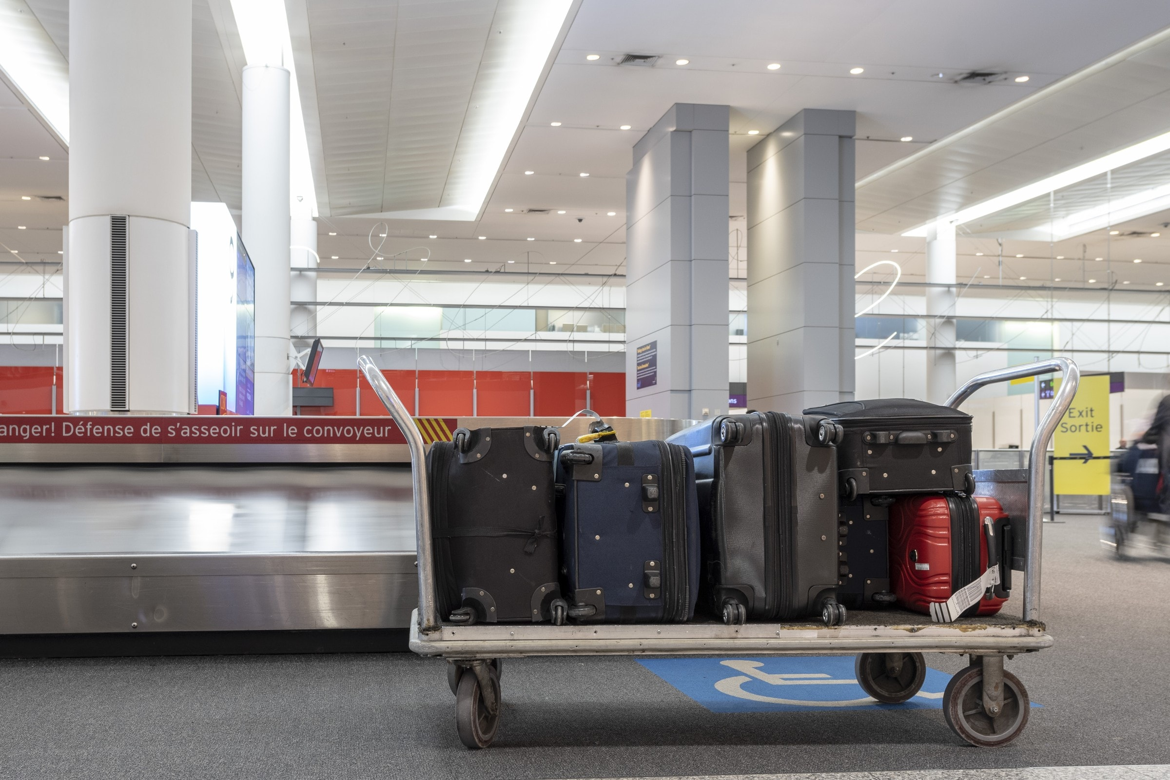 Here's what happens to checked luggage at Pearson Airport | Pearson Airport