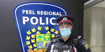 MeetConstable John,whokeeps our Pearson community safe