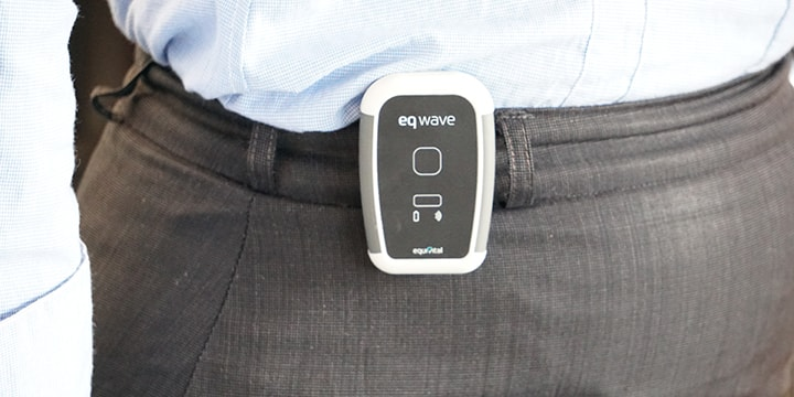 CSA employee device