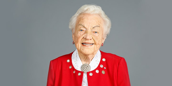 Hazel McCallion