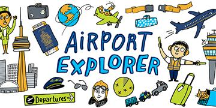 Pearson Airport Explorers Club