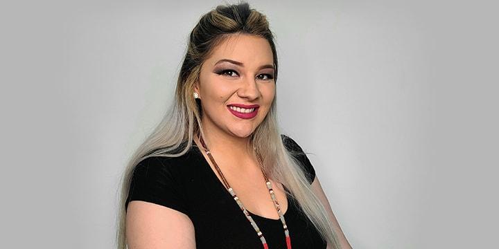 Shailla, Youth Council member at ENAGB