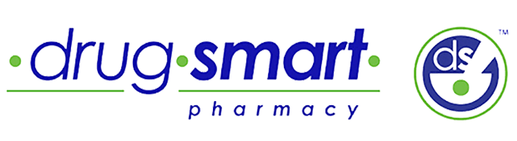 DrugSmart Pharmacy logo